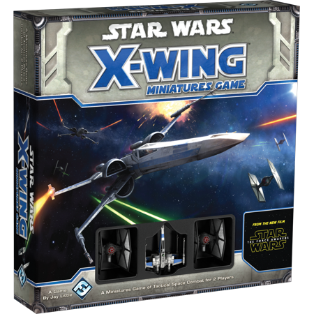 Jet Force Gemini Game (Star Wars X-wing The Force Awakens Core)