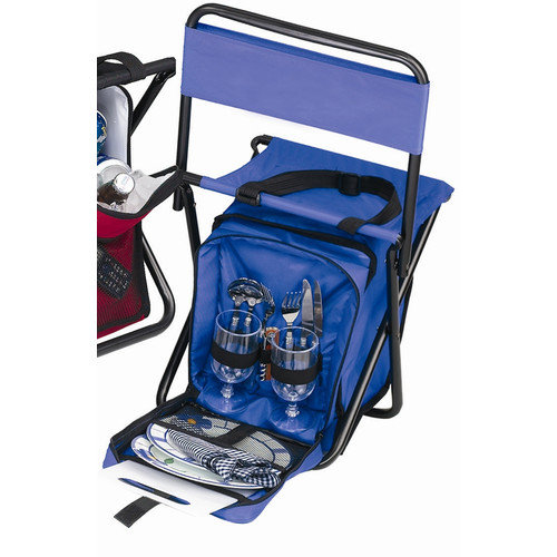 Preferred Nation Picnic Chair with Cooler
