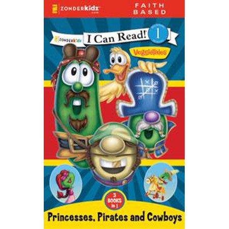 Princesses, Pirates, and Cowboys - eBook