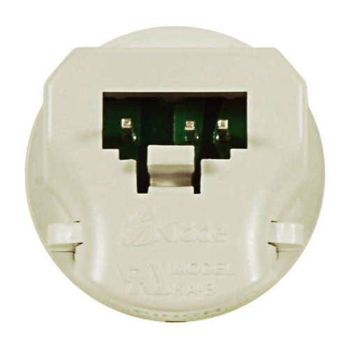 KIDDE KA-B - Quick Convert Adapter for Use w/ BRK or First Alert Smoke Alarms