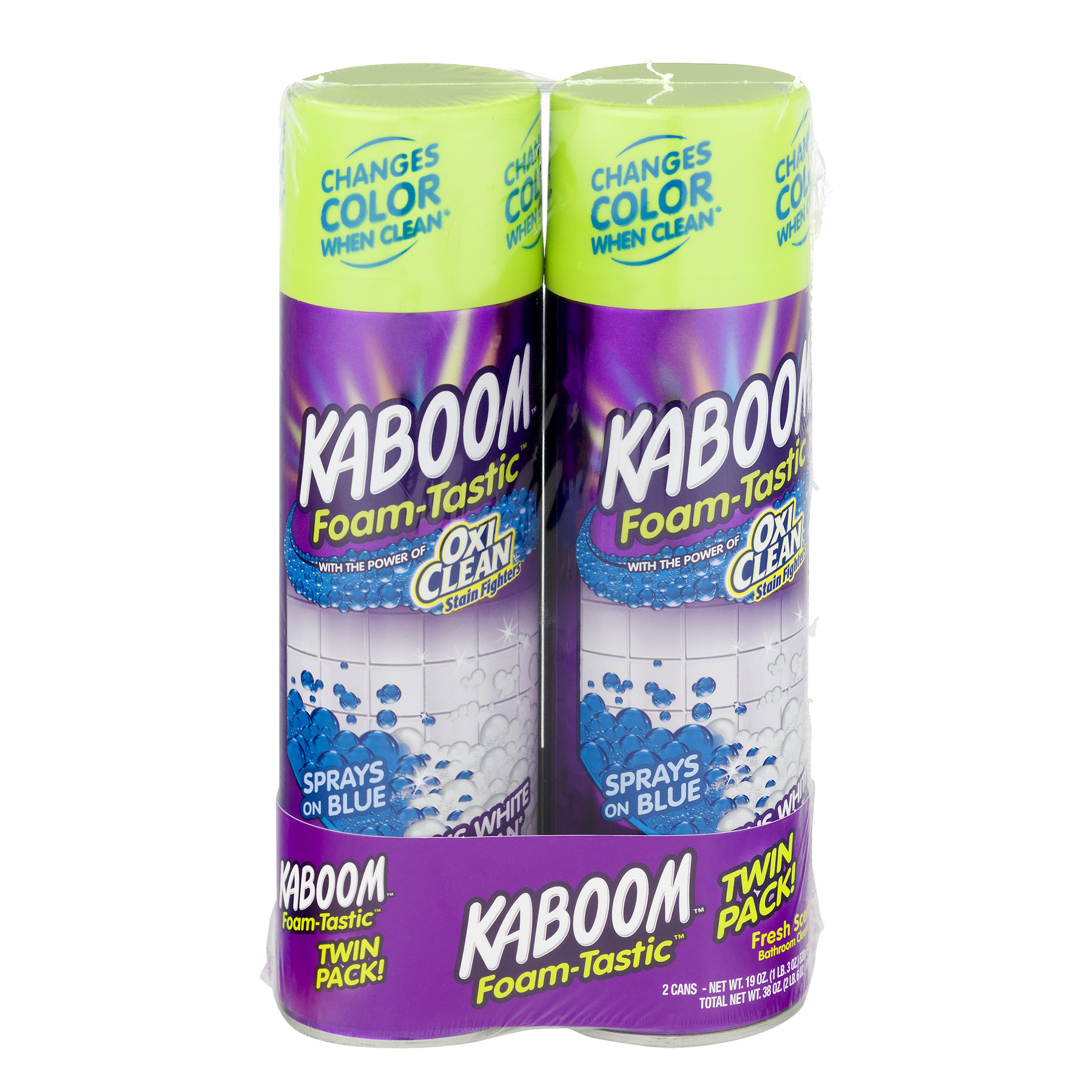 Kaboom Foamtastic Bathroom Cleaner, 19.0 OZ