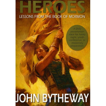 Heroes: Lessons From the Book of Mormon (DVD) - Is All Saints Day Halloween