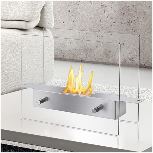 Ignis TTF-021 Tab Tabletop Ventless Ethanol Fireplace