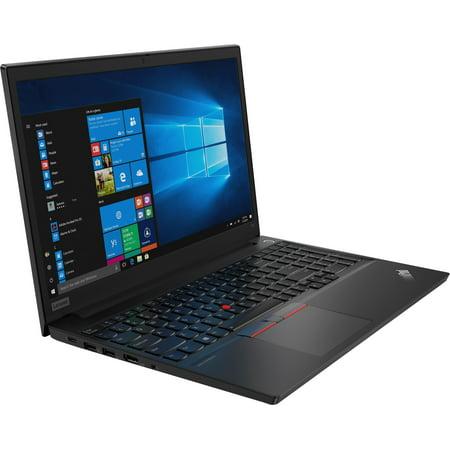 "Lenovo ThinkPad E15 20RD002RUS 15.6"" Notebook - Intel Core i7 - 8 GB RAM - 512 GB SSD - Intel UHD Graphics - Windows 10 Pro - Black"