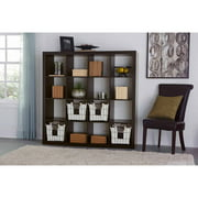 Better Homes and Gardens 16-Cube Organizer, Multiple Colors