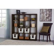 Better Homes & Gardens 16 Cube Storage Organizer, Multiple Colors