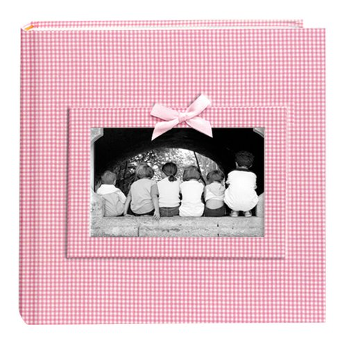 August Grove Fabric Book Photo Album