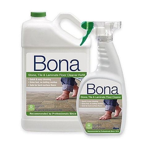 Bona 22 oz.)Spray Bottle And (160 oz.)Stone, Tile, and La...