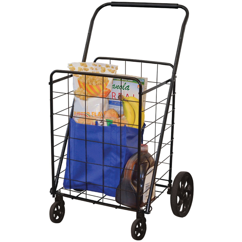 Helping Hand 4-wheel Super-deluxe Swiveler Cart