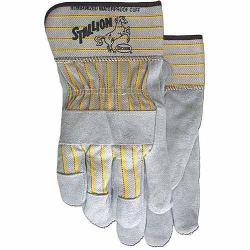 Boss 1290L Large Stallion™ Side Spilt Leather Palm Gloves