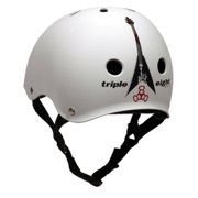 Triple Eight Pro Multi-Impact Skate Hardhat with Standard Liner