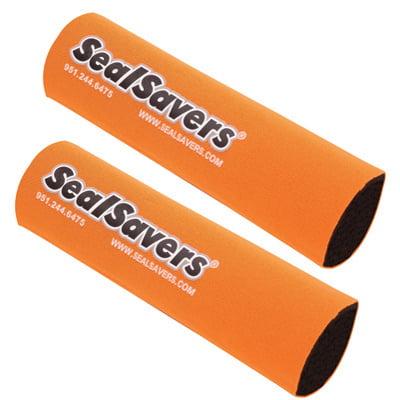 Seal Savers Fork Covers 44-50mm Fork Tube Short Black for KTM 350 SX-F 2011-2018