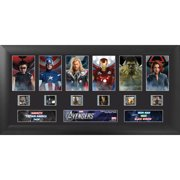 Trend Setters Avengers Deluxe FilmCell Presentation Framed Vintage Advertisement