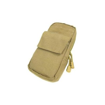 57 Gpm Manual (Condor MA57 GPS Cell Phone Gadget Double Zipper MOLLE Pouch - Black)