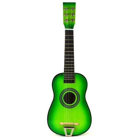 Acoustic Classic Rock 'N' Roll 6 Stringed Toy Guitar ...