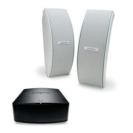 Bose® SoundTouch® SA–5 Amp & Bose® 151® (Pr.) SE Environmental Speakers (w) Kit