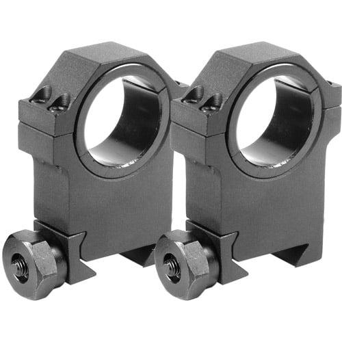 "Barska 30mm X-High HD Weaver-Style Rings with 1"" Insert"