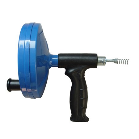 Hand Crank Drain Cleaner Cable Snake - Drain Cleaner Tools