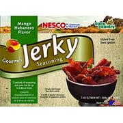 Nesco BJJ-6, Gourmet Jerky Seasoning, Mango Habanero Flavor, 3Count