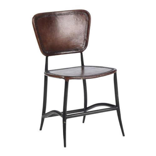 Click here to buy William Sheppee Ltd. BRS058B Pub Rocket Dining Chair by Friskies.