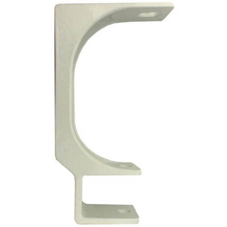 competitive price 4c257 502e5 ALEKO Ceiling Bracket for Retractable Awning, White