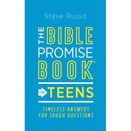 The Bible Promise Book(r) for Teens: Timeless Answers for Tough