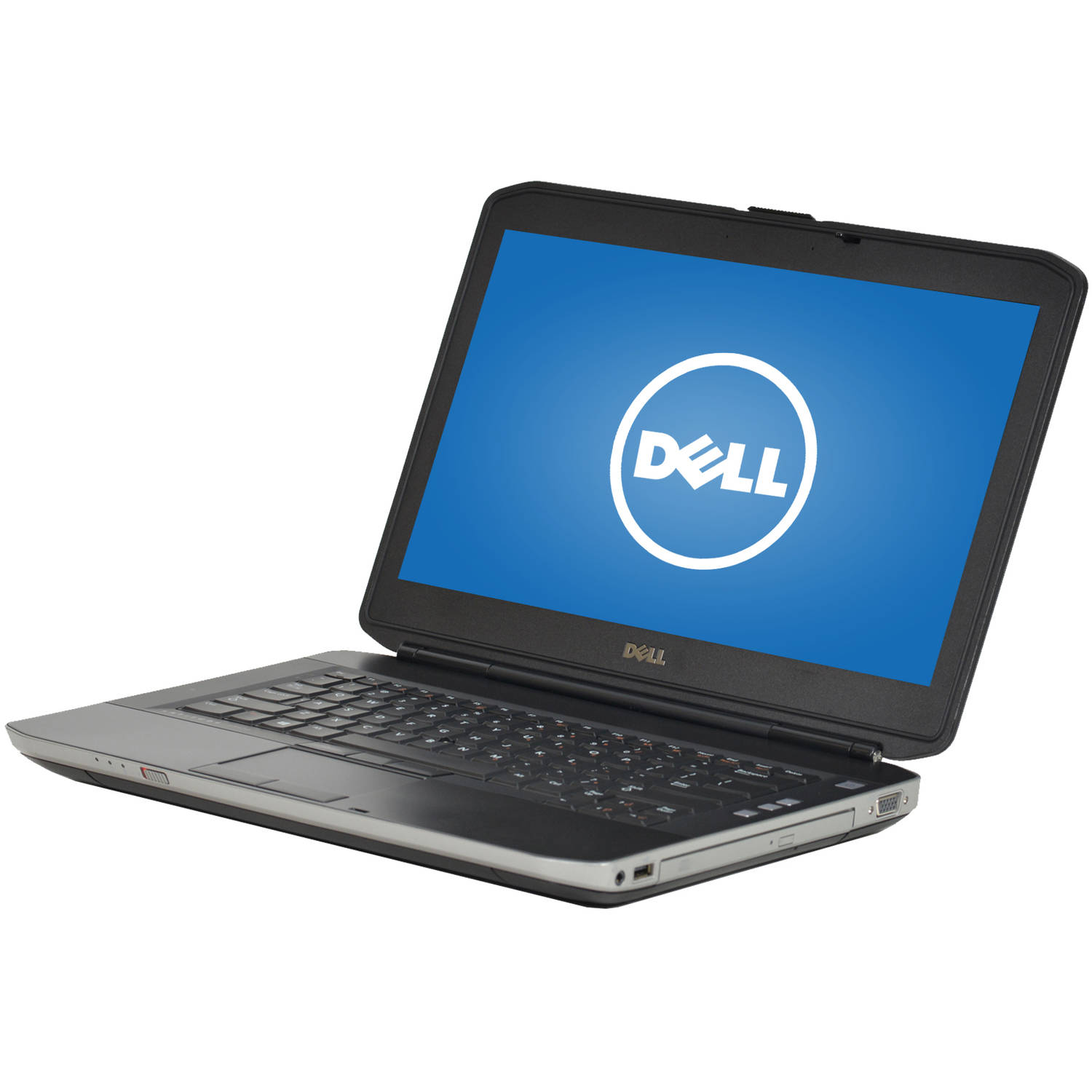"Refurbished Dell Black 14"" Latitude E5430 WA5-1045 Laptop PC with Intel Core i5-3320M Processor, 4GB Memory, 128GB Solid State Drive and Windows 10 Pro"