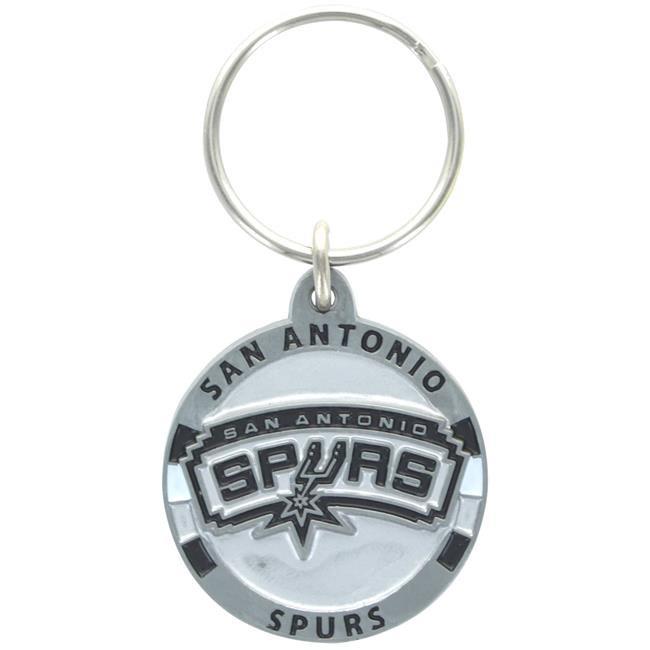 Hillman Group 712333 UPC Flag NBA Keychain - San Antonio Spurs - 5 Piece - image 1 de 1