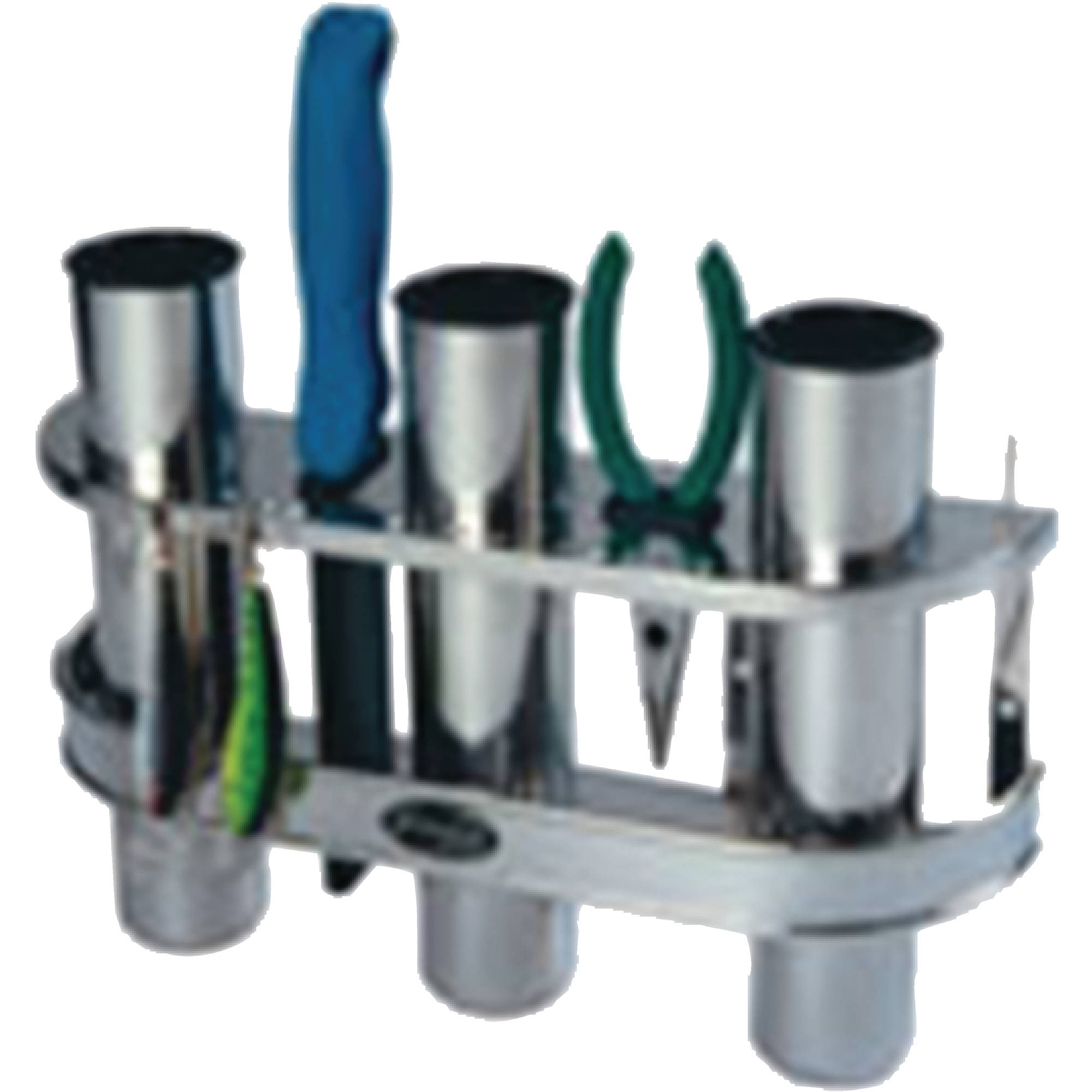 Tempress 22210 Stainless Steel Triple Rod Holder by Tempress Products LLC