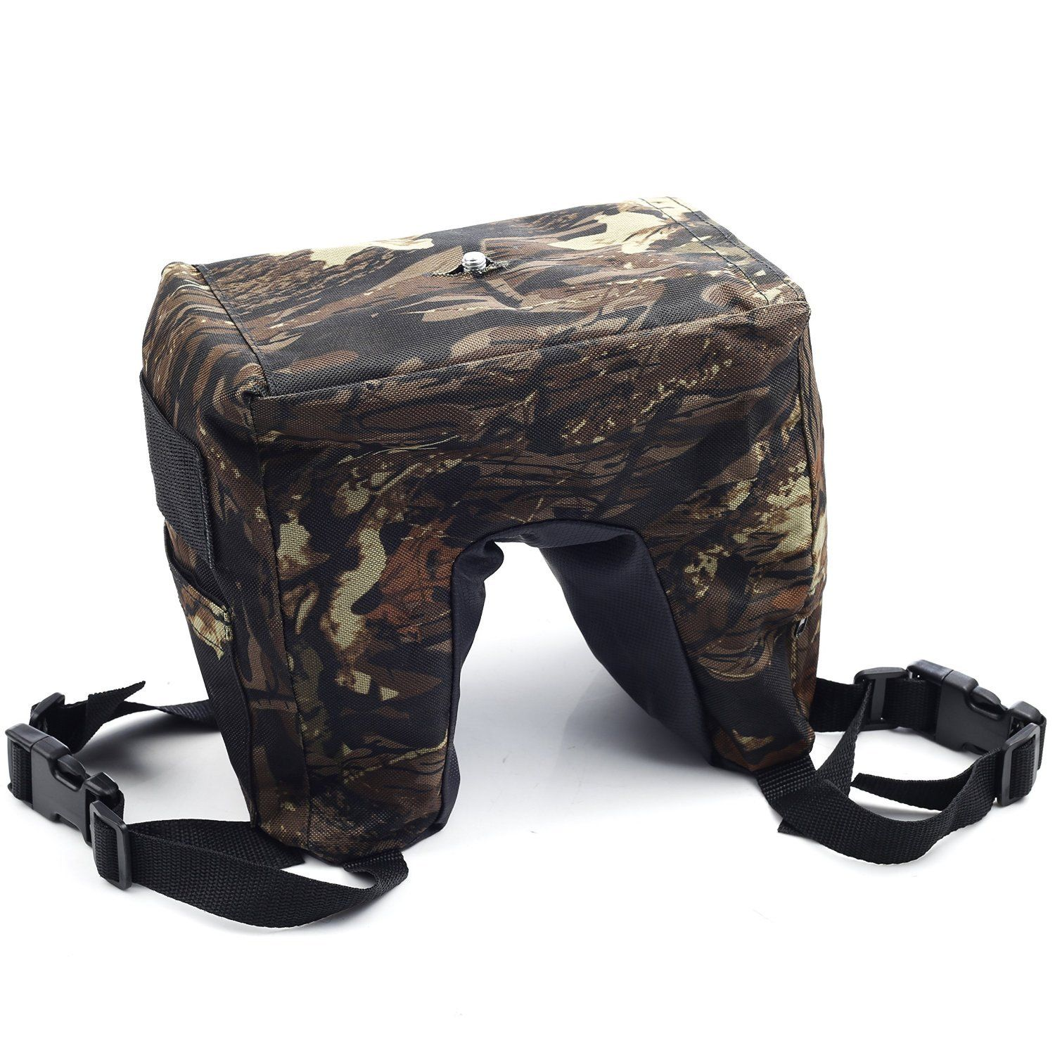 movo photo thb04 camouflage camera lens bean bag with head