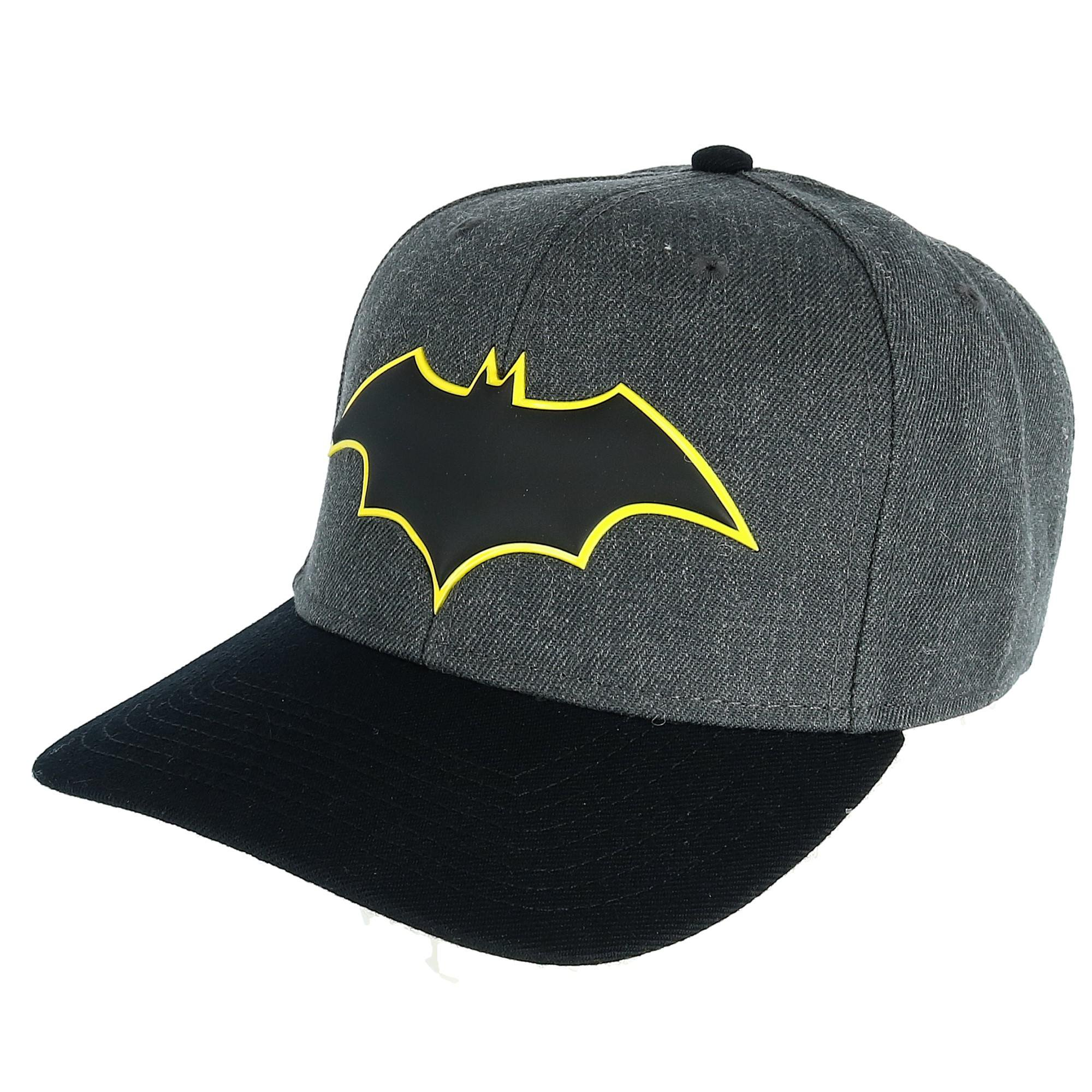 quality design 33785 56a42 DC Comics Men s Batman Rebirth Curved Bill Snapback Baseball Cap   Walmart  Canada