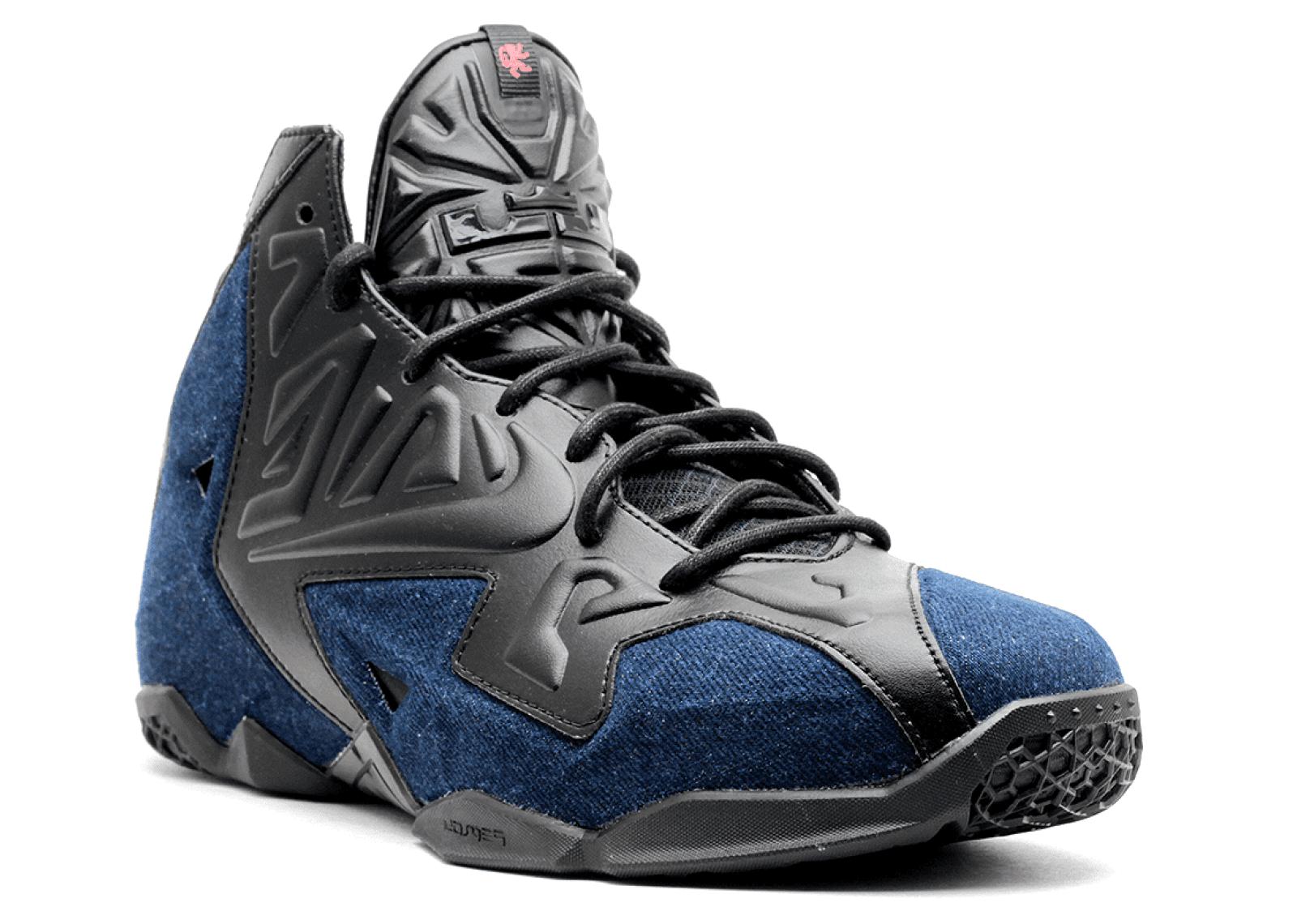 Nike - LEBRON 11 EXT DENIM QS 'DENIM