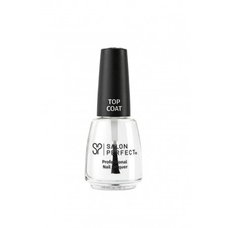 SALON PERFECT NAIL LACQUER - CRYSTAL CLEAR