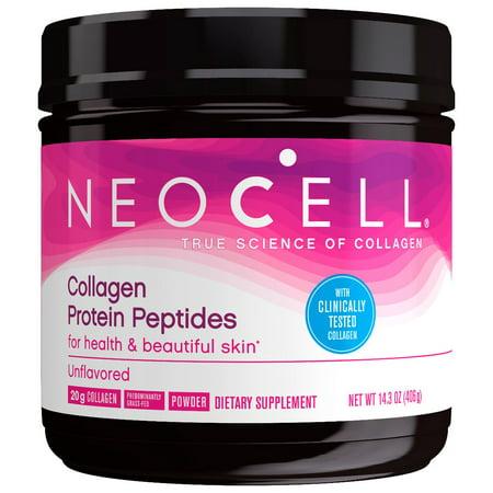 Collagen Protein Peptides - 14.3 oz (Unflavored)
