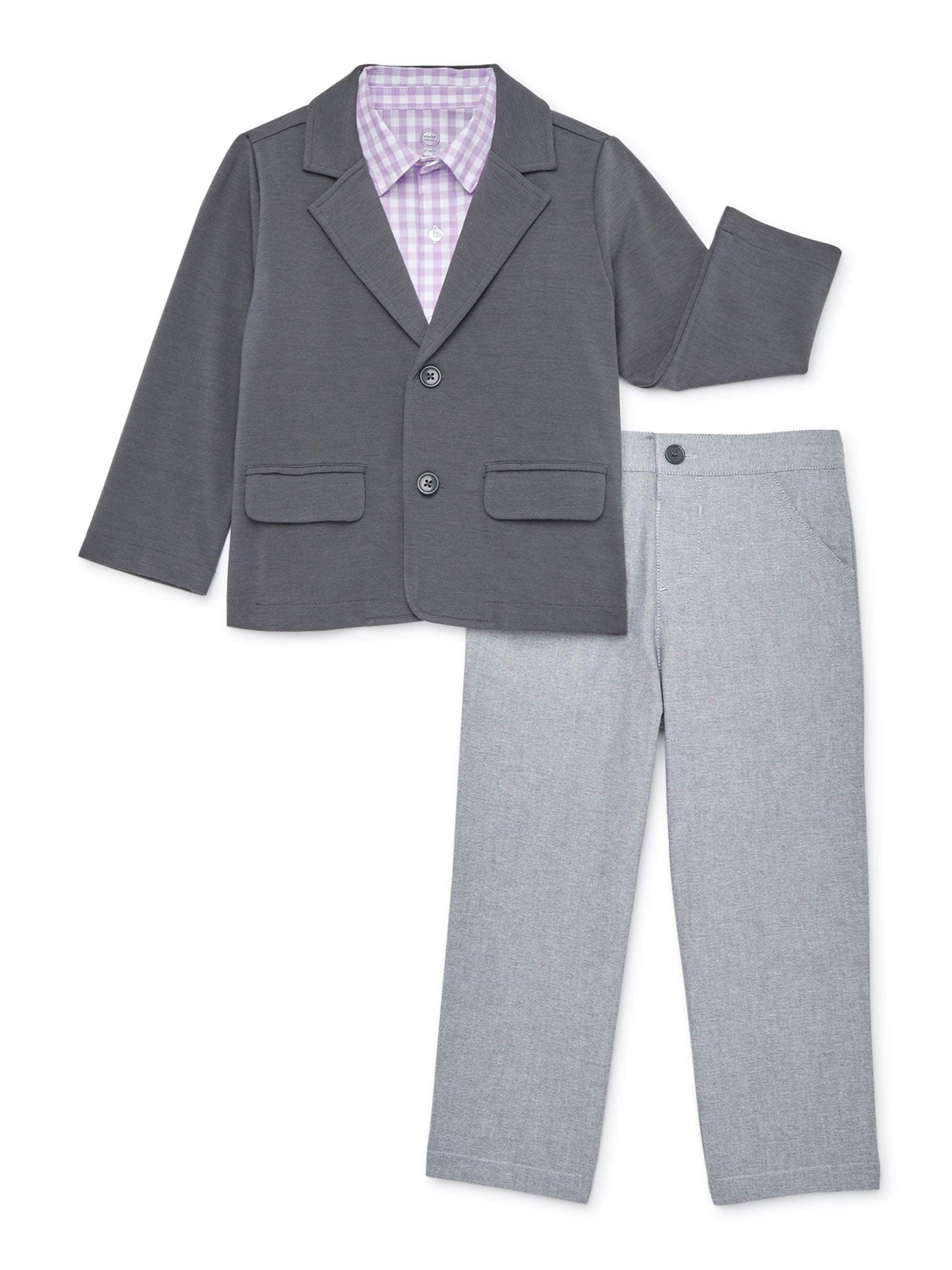 Boys  Wonder Nation 4 Piece Suit Size 8 SALE