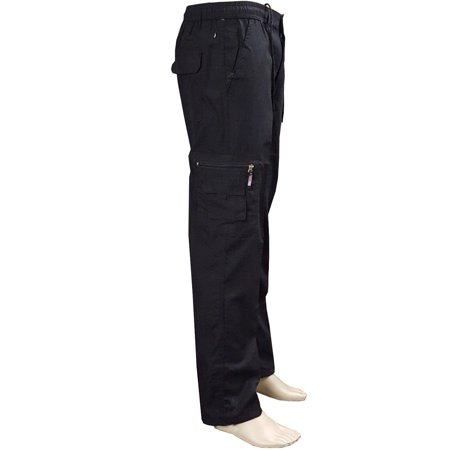 - Men Pants Man Stretchy Summer Cargo Combat 7 Pockets Lightweight Work Pants