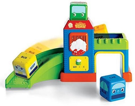 LeapFrog Learning Town Wash & Wax by