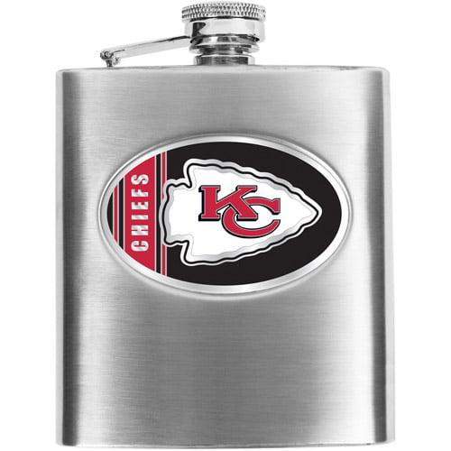 NFL - Men's Kansas City Chiefs Hip Flask