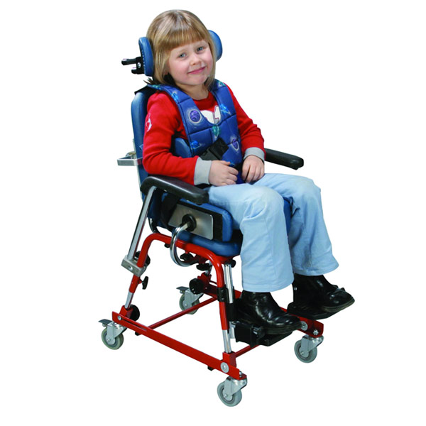 Skillbuilders First Class Mobile School Chair - Small