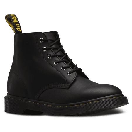Dr Martens Dr Martens Unisex Ali 6 Eye Leather Casual Boots Black Supplier