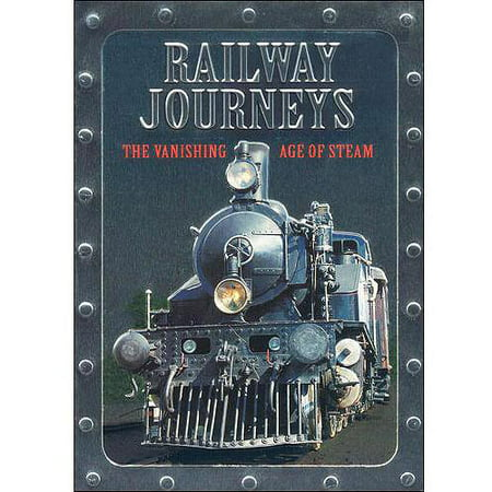 Railway Journeys: The Vanishing Age Of Steam (Collector's Editon Tin Packaging) (Full