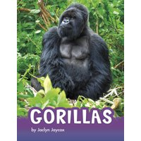 Animals: Gorillas (Paperback)