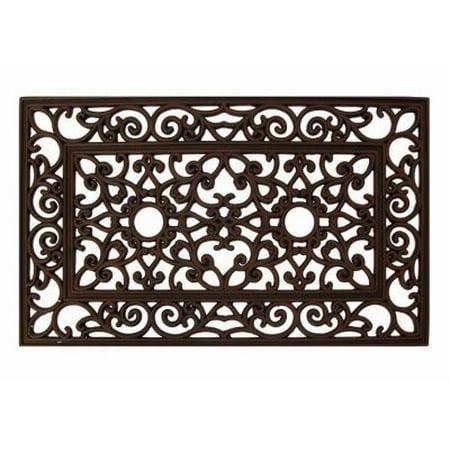 Palm Fibre Private Limited Plm 14333 Rubber Doormat