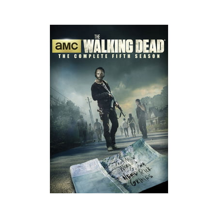 The Walking Dead: The Complete Fifth Season (DVD)