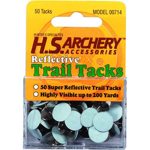 Hunter's Specialties White Trail Tacks