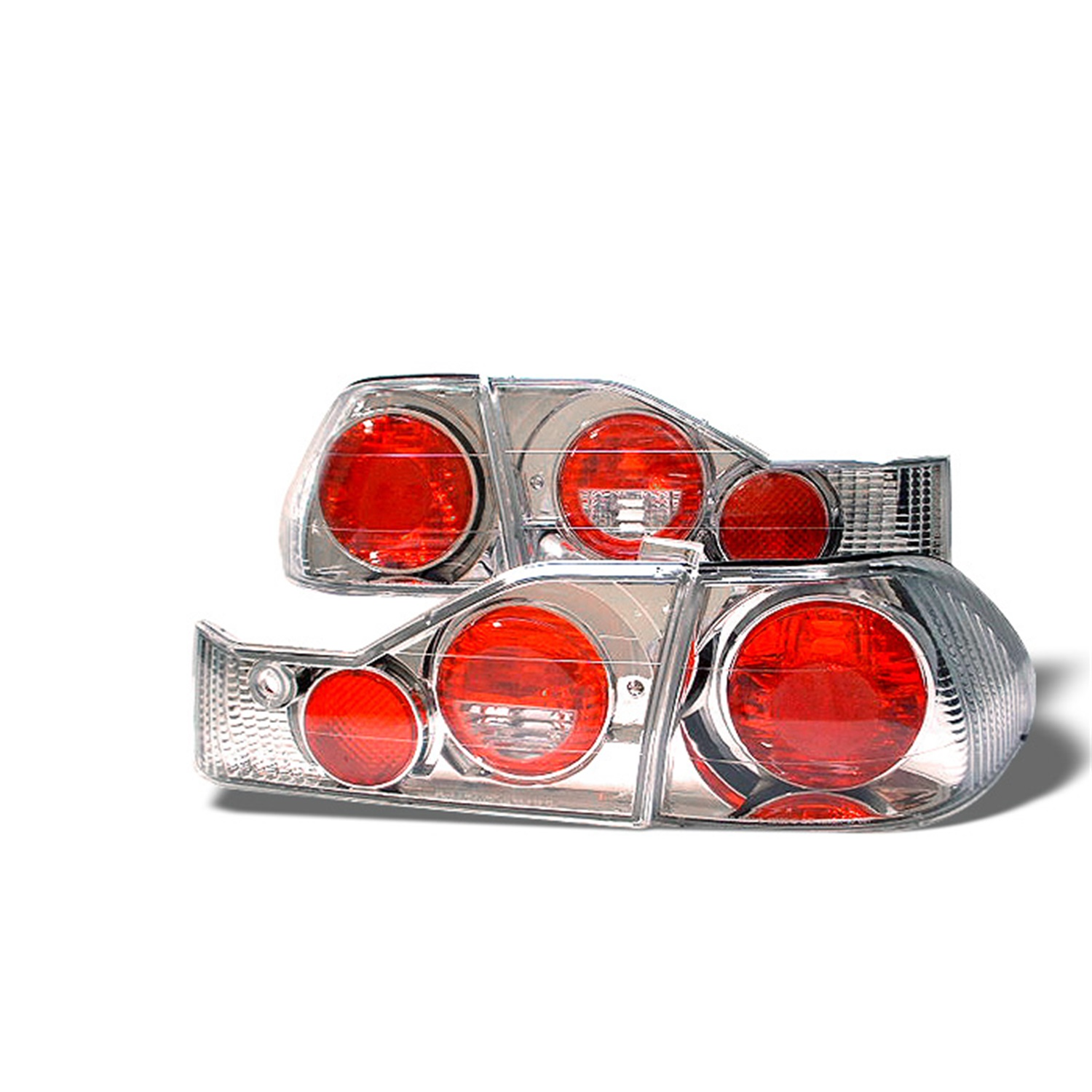 Spyder Auto 5004338 Altezza Tail Lights Fits 98-00 Accord