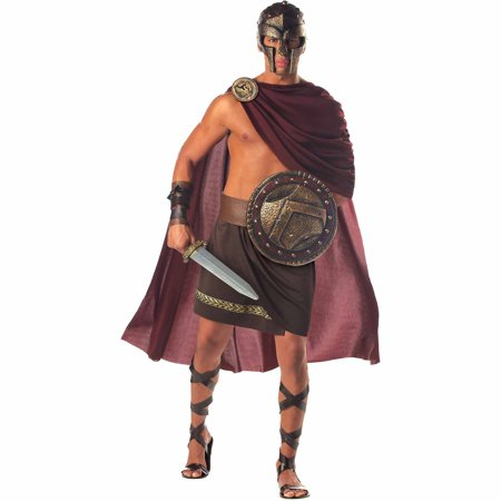 Spartan Warrior Adult Halloween Costume