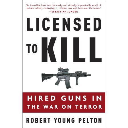 Licensed to Kill : Hired Guns in the War on Terror](Dog Killing On Halloween)