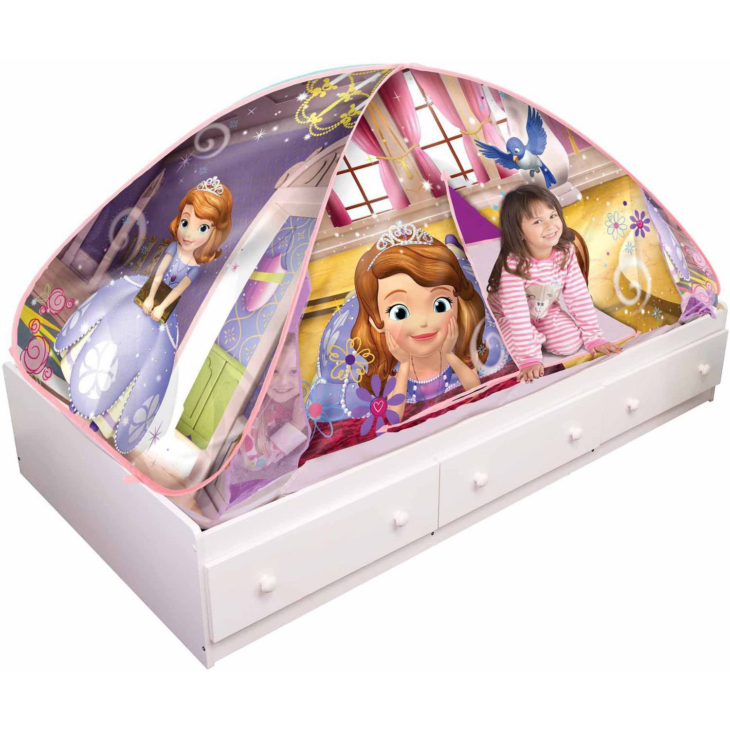 sc 1 st  Walmart.com & Playhut Disney Sofia the First 2-in-1 Tent - Walmart.com