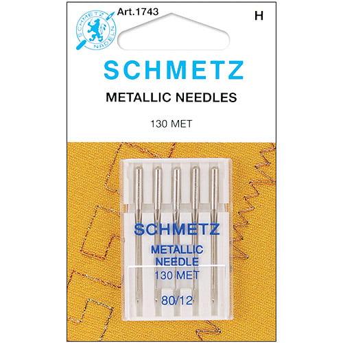 Schmetz Metallic Machine Needles